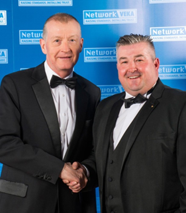Independent Network Awards 2014 Turner Windows of Somerton Awarded the 100% Customer Satisfaction Award.